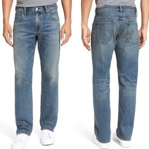 Citizens of humanity men's straight leg jeans